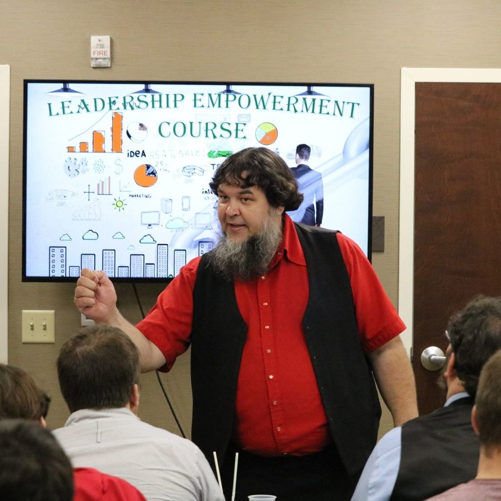 teaching leadership course
