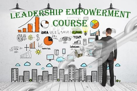 Leadership Empowerment Course title screen