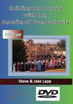 Building Community dvd cover